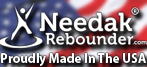 Needak Rebounders are Made In the USA