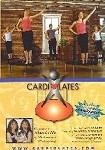 Cardiolates Rebounder DVD by Kimberly and Katherine Corp